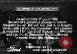 Image of Beaches and buildings Atlantic City New Jersey USA, 1917, second 1 stock footage video 65675023083