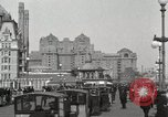 Image of Hotels and boardwalk Atlantic City New Jersey USA, 1917, second 7 stock footage video 65675023084