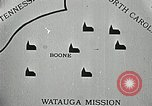 Image of Watauga Mission Boone North Carolina USA, 1934, second 12 stock footage video 65675023107