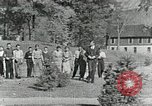 Image of Appalachian school Madison County North Carolina USA, 1935, second 8 stock footage video 65675023116