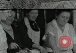 Image of Mission workers meal Campbell County Tennessee USA, 1935, second 1 stock footage video 65675023119