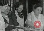 Image of Mission workers meal Campbell County Tennessee USA, 1935, second 2 stock footage video 65675023119
