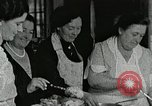 Image of Mission workers meal Campbell County Tennessee USA, 1935, second 3 stock footage video 65675023119