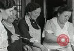 Image of Mission workers meal Campbell County Tennessee USA, 1935, second 4 stock footage video 65675023119