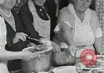 Image of Mission workers meal Campbell County Tennessee USA, 1935, second 7 stock footage video 65675023119