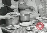Image of Mission workers meal Campbell County Tennessee USA, 1935, second 11 stock footage video 65675023119