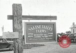 Image of Quakers picnic Saline Michigan USA, 1938, second 10 stock footage video 65675023122