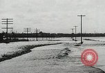 Image of Floods Clinton Oklahoma USA, 1934, second 12 stock footage video 65675023135