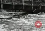 Image of Floods Clinton Oklahoma USA, 1934, second 8 stock footage video 65675023136