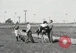 Image of Ostrich race El Cerrito California USA, 1934, second 6 stock footage video 65675023137