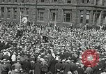 Image of Unemployed men demonstrate during depression Minneapolis Minnesota USA, 1934, second 2 stock footage video 65675023138