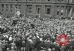 Image of Unemployed men demonstrate during depression Minneapolis Minnesota USA, 1934, second 3 stock footage video 65675023138