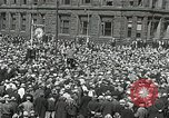 Image of Unemployed men demonstrate during depression Minneapolis Minnesota USA, 1934, second 5 stock footage video 65675023138