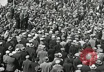 Image of Unemployed men demonstrate during depression Minneapolis Minnesota USA, 1934, second 8 stock footage video 65675023138