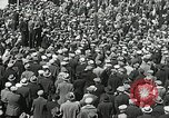 Image of Unemployed men demonstrate during depression Minneapolis Minnesota USA, 1934, second 10 stock footage video 65675023138