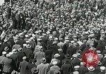 Image of Unemployed men demonstrate during depression Minneapolis Minnesota USA, 1934, second 11 stock footage video 65675023138