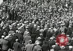 Image of Unemployed men demonstrate during depression Minneapolis Minnesota USA, 1934, second 12 stock footage video 65675023138