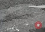 Image of Aerial view of Airstrip Solomon Islands, 1943, second 5 stock footage video 65675023145
