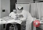 Image of Protein allergy test Detroit Michigan Henry Ford Hospital USA, 1936, second 5 stock footage video 65675023149