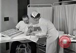 Image of Protein allergy test Detroit Michigan Henry Ford Hospital USA, 1936, second 12 stock footage video 65675023149