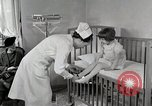 Image of child suffers from tuberculosis Detroit Michigan USA, 1936, second 10 stock footage video 65675023152