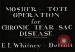 Image of Mosher-Toti Operation Detroit Michigan USA, 1936, second 2 stock footage video 65675023154