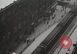 Image of Snow in Manhattan New York United States USA, 1938, second 12 stock footage video 65675023176