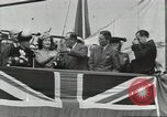 Image of Ships launching Scotland United Kingdom, 1950, second 3 stock footage video 65675023185