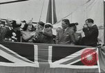 Image of Ships launching Scotland United Kingdom, 1950, second 4 stock footage video 65675023185