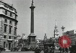 Image of Monuments London England United Kingdom, 1950, second 11 stock footage video 65675023188