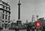 Image of Monuments London England United Kingdom, 1950, second 12 stock footage video 65675023188