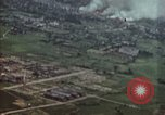Image of USAAF fires on ground targets Miyakonojo Japan, 1945, second 9 stock footage video 65675023203
