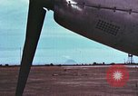 Image of US Army Air Force hangar Iwo Jima, 1945, second 2 stock footage video 65675023216