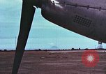 Image of US Army Air Force hangar Iwo Jima, 1945, second 3 stock footage video 65675023216