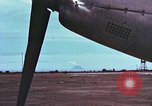 Image of US Army Air Force hangar Iwo Jima, 1945, second 4 stock footage video 65675023216
