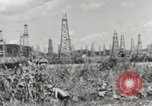 Image of Akita Oil Field Yabase Japan, 1947, second 4 stock footage video 65675023227