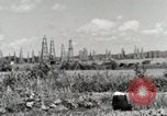Image of Akita Oil Field Yabase Japan, 1947, second 10 stock footage video 65675023227