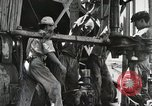 Image of Akita Oil Field Yabase Japan, 1947, second 5 stock footage video 65675023229