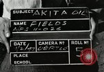 Image of Akita Oil Field Yabase Japan, 1947, second 3 stock footage video 65675023230