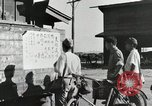 Image of Akita Oil Field Yabase Japan, 1947, second 7 stock footage video 65675023231