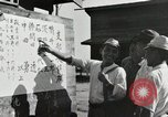 Image of Akita Oil Field Yabase Japan, 1947, second 11 stock footage video 65675023231