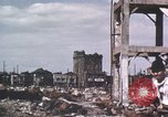 Image of Damaged city Tokyo Japan, 1945, second 5 stock footage video 65675023243