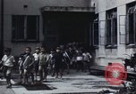 Image of Japanese school children Kyoto Japan, 1945, second 5 stock footage video 65675023245
