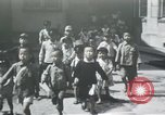 Image of Japanese school children Kyoto Japan, 1945, second 7 stock footage video 65675023245