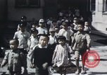 Image of Japanese school children Kyoto Japan, 1945, second 8 stock footage video 65675023245