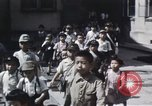 Image of Japanese school children Kyoto Japan, 1945, second 10 stock footage video 65675023245