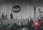 Image of NASA press conference Washington DC USA, 1959, second 1 stock footage video 65675023286