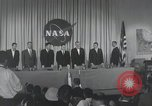 Image of NASA press conference Washington DC USA, 1959, second 12 stock footage video 65675023286