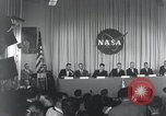 Image of NASA press conference Washington DC USA, 1959, second 6 stock footage video 65675023288