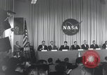 Image of NASA press conference Washington DC USA, 1959, second 10 stock footage video 65675023288
